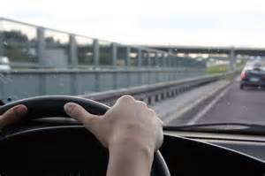 運転しながら見る風景