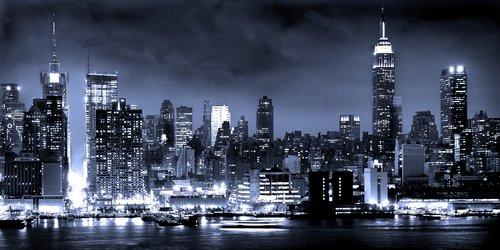 NYのダウンタウン