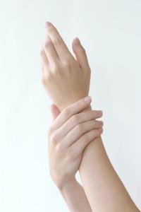 ニトリル手袋はお肌に優しい素材でできています
